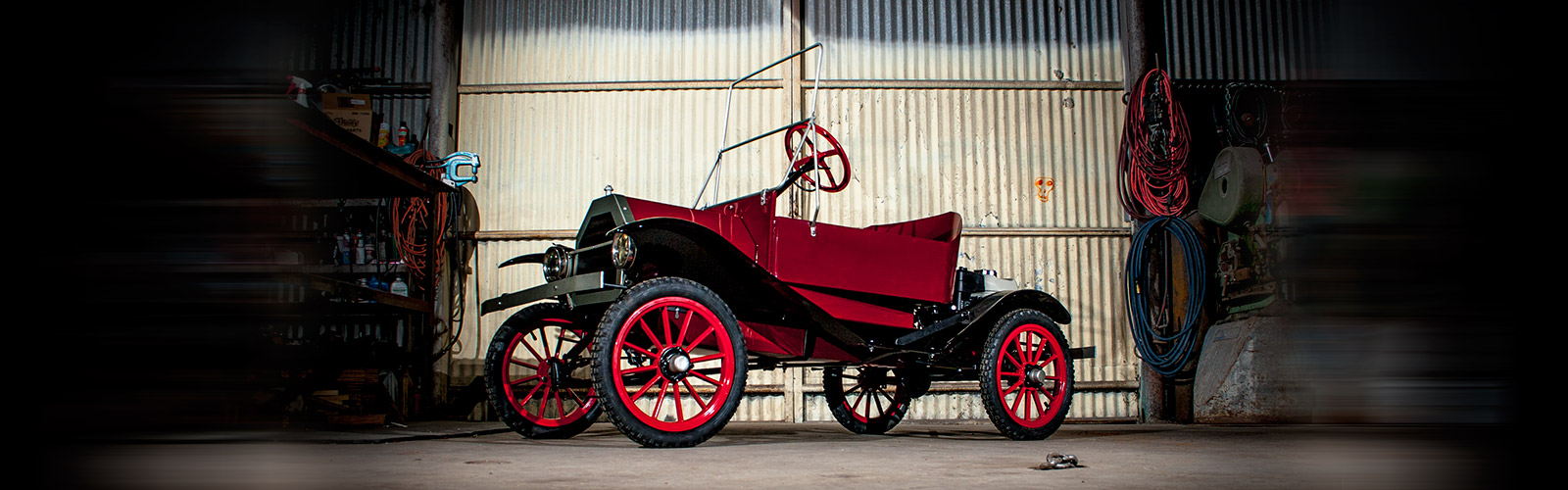 Model A Ford Restoration