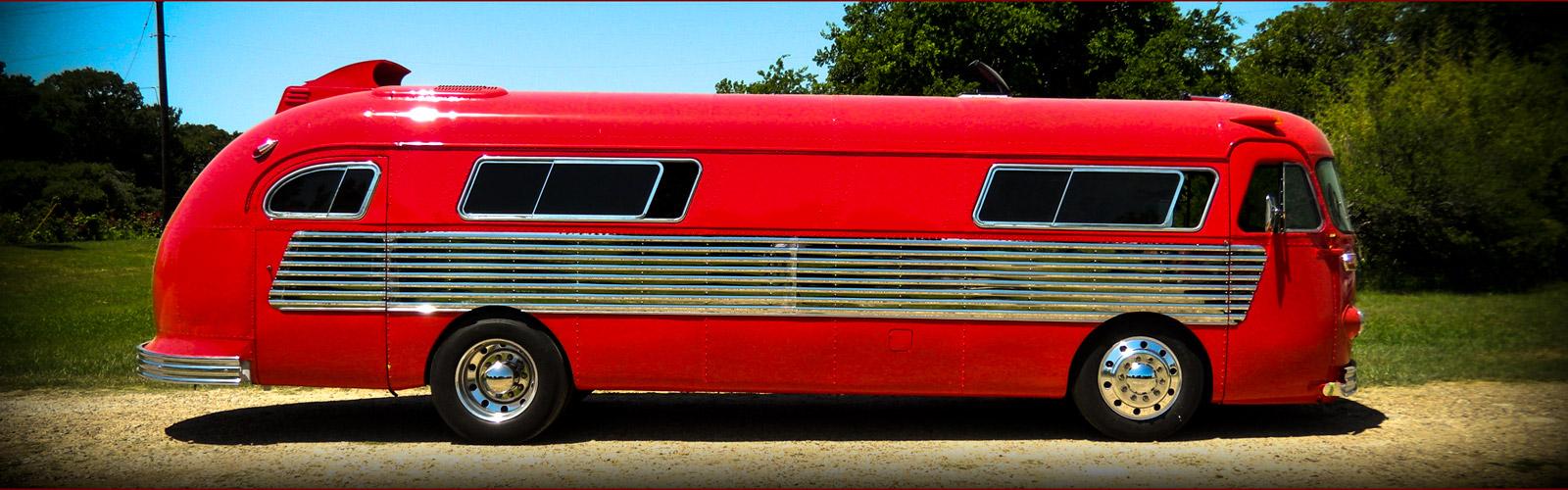 1950 Flex Bus