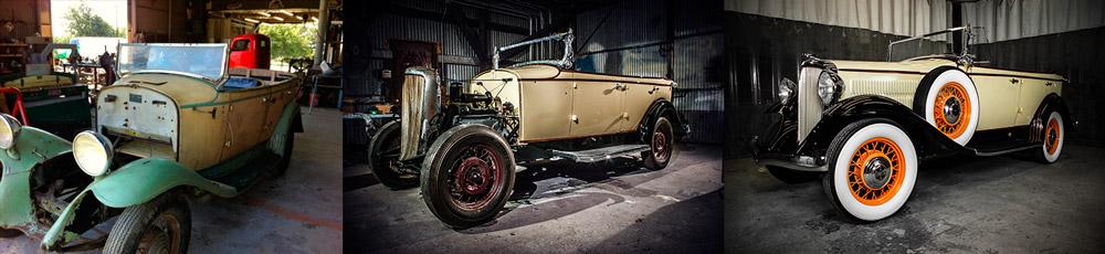 1932Hudson Essex Restoration