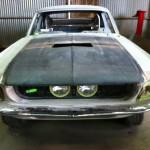 1967 Mustang Fastback Restoration by HNH Rodshop