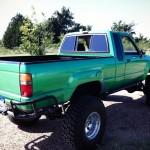 1985 Toyota Rock Crawler
