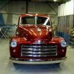 1953 GMC 5 Window