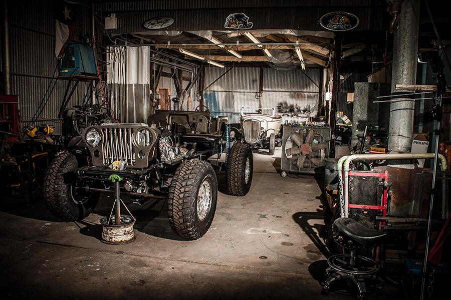 HNH Rodshop Automotive Fabrication