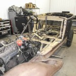 1932 Hudson Terraplane Restoration and Fabrication