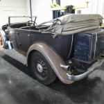 1932 Hudson Terraplane Restoration and Fabrication1932 Hudson Terraplane Restoration and Fabrication