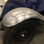 1932 Hudson Terraplane Restoration and Fabrication by HNH Rod Shop of Kaukana, Wisconsin