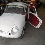 1970 Subaru 360 Restoration and Fabrication by HNH Rodshop