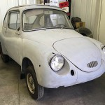 1970 Subaru 360 Restoration and Fabrication by HNH Rodshop