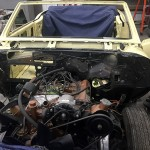 1967 Oldsmobile 442 Restoration and Fabrication by HNH Rod Shop, Kaukauna, Wisconsin
